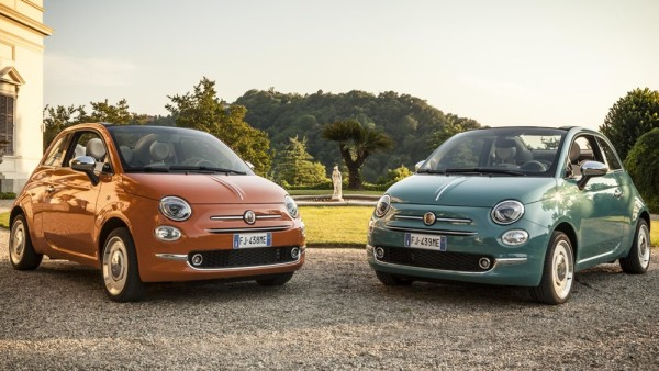 Fiat 500 Anniversario 600x338 at Fiat 500 Anniversario Special Edition