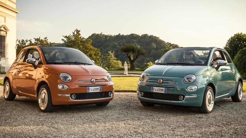 Fiat 500 Anniversario at Fiat 500 Anniversario Special Edition