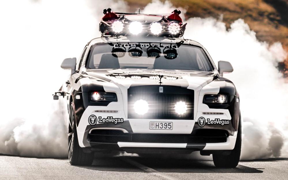Rolls Royce Wraith Jon Olsson at 810 hp Rolls Royce Wraith Built for Jon Olsson