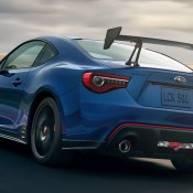 Subaru BRZ tS 1 175x175 at Official: 2018 Subaru BRZ tS
