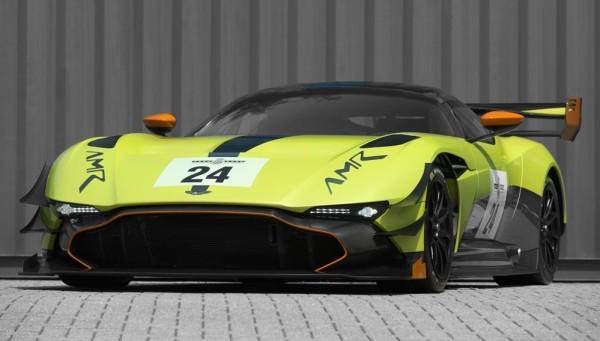 Vulcan AMR Pro 02 600x341 at Official: Aston Martin Vulcan AMR Pro