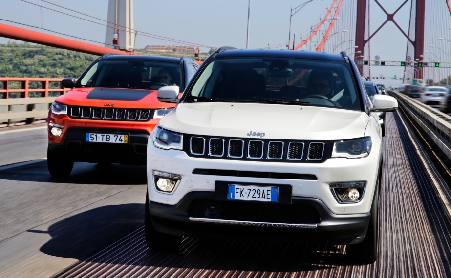 jeep compass 2017 0 at 2017 Jeep Compass   Euro Spec