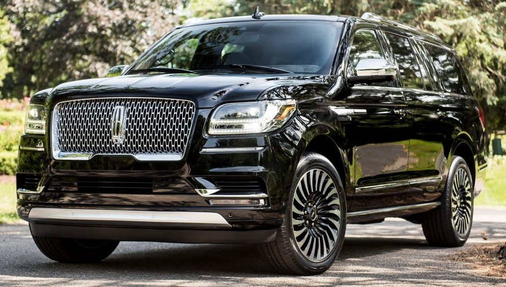 lincoln navigator black label at Official: 2018 Lincoln Navigator Black Label