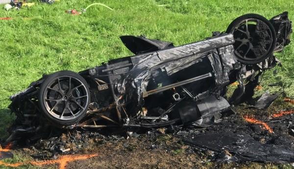 richard hammons rimac concept one crash 600x346 at Richard Hammond Crashes £2M Hypercar on Set of Grand Tour