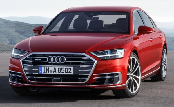 2018 Audi A8 0 600x371 at Official: 2018 Audi A8