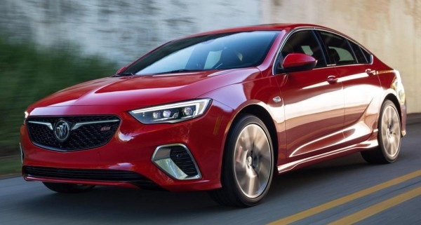2018 Buick Regal GS 022 600x321 at Official: 2018 Buick Regal GS