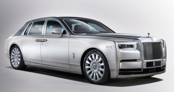 2018 Rolls Royce Phantom 0 600x318 at Official: New Rolls Royce Phantom (2018)