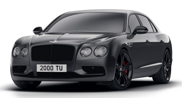 Bentley Flying Spur V8 S Black Edition 0 600x324 at Official: Bentley Flying Spur V8 S Black Edition
