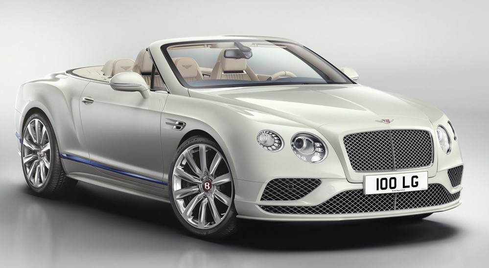 Continental GT Convertible Galene 0 at Official: Bentley Continental GT Convertible Galene