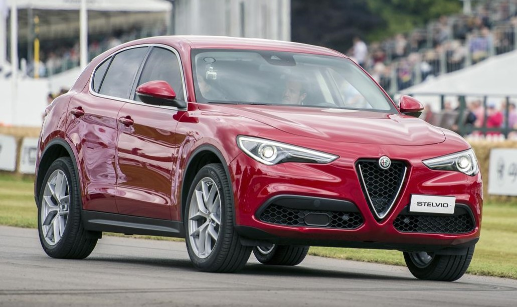 Stelvio UK at Alfa Romeo Stelvio UK Pricing and Specs