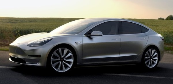 tesla model3 specs 600x293 at 2018 Tesla Model 3   Details and Specs