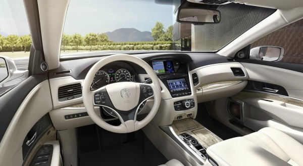 2018 Acura RLX 00 600x328 at Official: 2018 Acura RLX