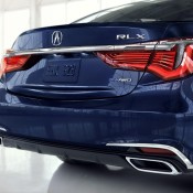 2018 Acura RLX 2 175x175 at Official: 2018 Acura RLX
