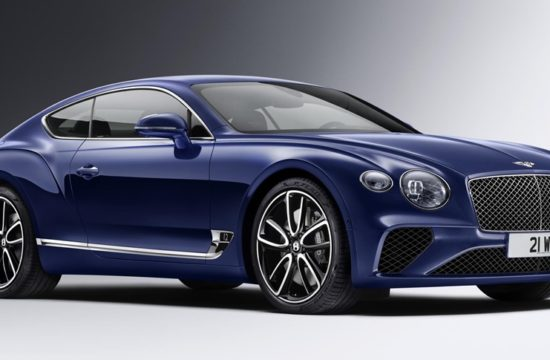 2018 Bentley Continental GT 0 550x360 at 2018 Bentley Continental GT Officially Unveiled
