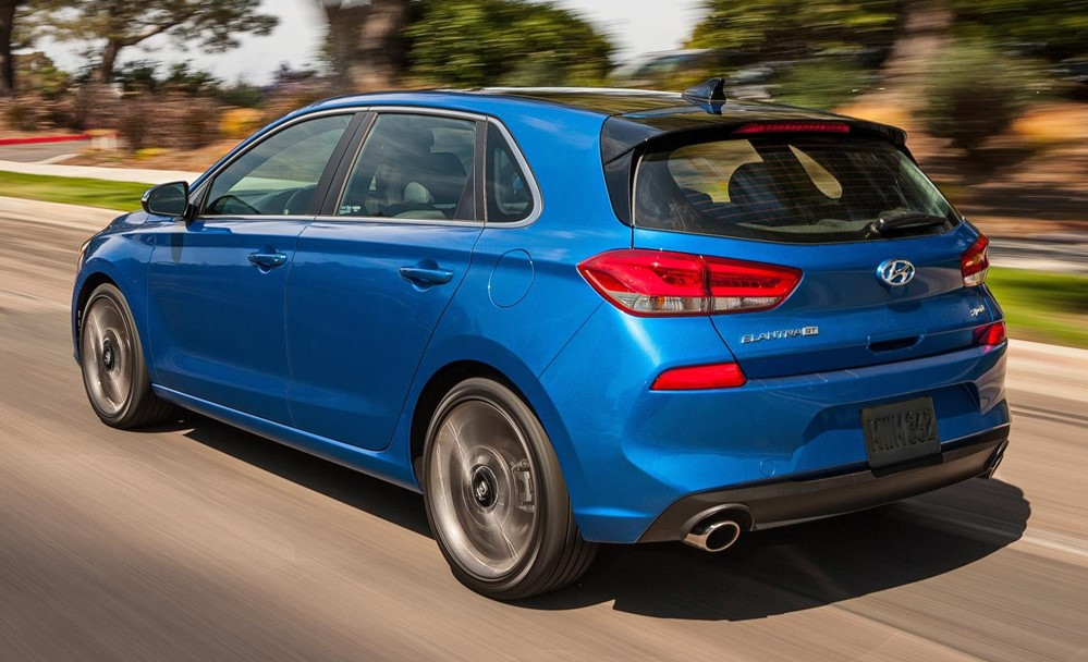 2018 Hyundai Elantra Gt Pricing And Specs