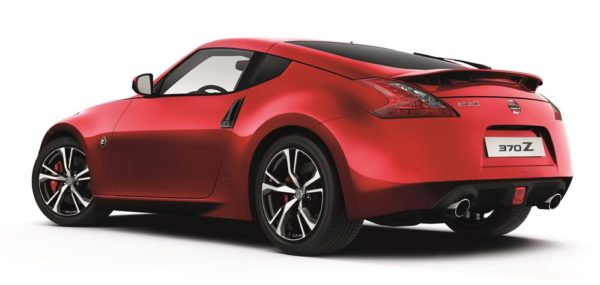 2018 Nissan 370Z 3 600x285 at Official: 2018 Nissan 370Z Facelift