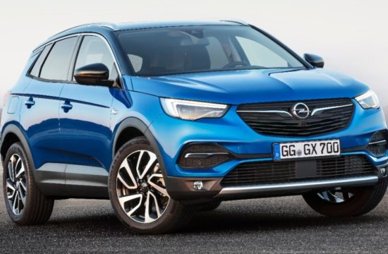 at Official: 2018 Opel Grandland X