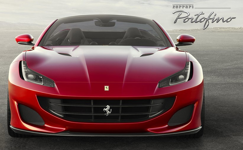 2018 ferrari portofino 0 at Official: 2018 Ferrari Portofino