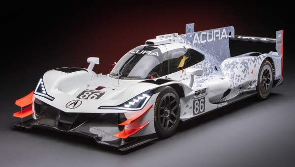 ARX05 0 600x340 at Acura ARX 05 DPi Officially Unveiled