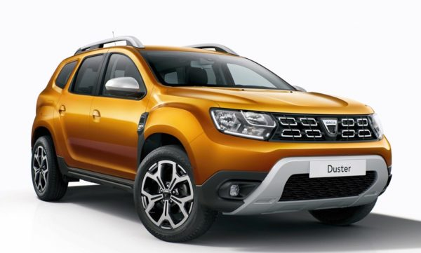 All New Dacia Duster 2 600x361 at 2018 Dacia Duster Revealed with Upscale Design