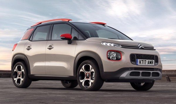 Citroen C3 Aircross uk 1 600x354 at New Citroen C3 Aircross UK Pricing Revealed