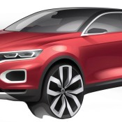 T Roc concept sketch 2 175x175 at New Volkswagen T Roc Priced from £20,425 in the UK
