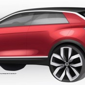 T Roc concept sketch 3 175x175 at New Volkswagen T Roc Priced from £20,425 in the UK