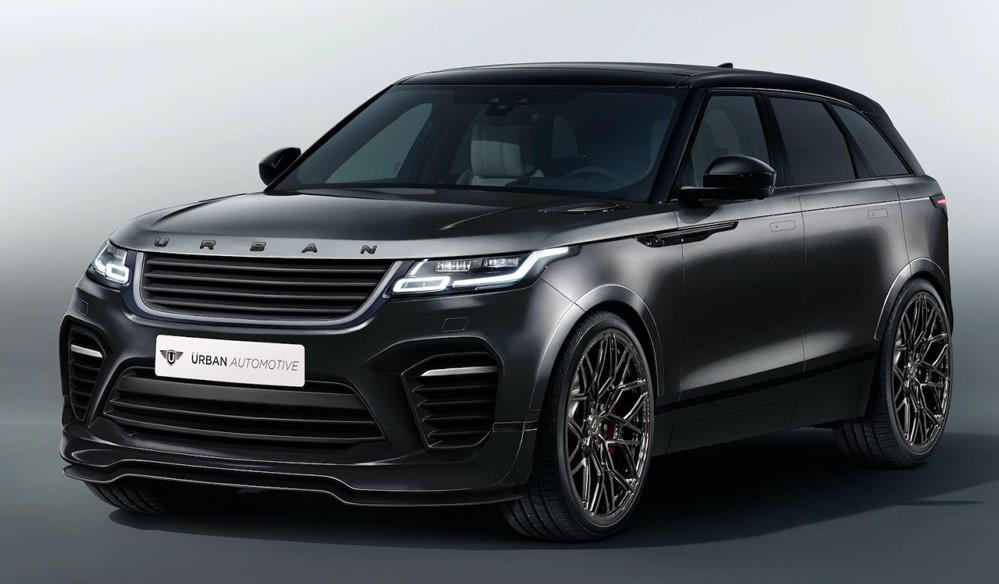 Urban Automotive Range Rover Velar at Urban Automotive Range Rover Velar