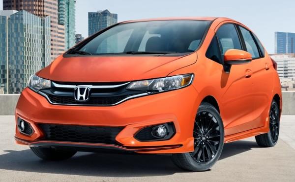 honda fit sport 6 600x372 at 2018 Honda Fit   Pricing and Specs