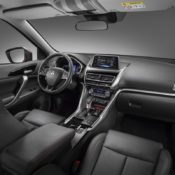 18MY Eclipse Crossover First Edition Main Dash Interior 175x175 at Mitsubishi Eclipse Cross Priced from £21,275 in UK