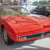 1970 Ghibli SS Coupe 175x175 at 2018 Maserati GranTurismo and GranCabrio Launch in UK