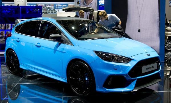 2018 Ford Focus RS Edition 0 600x360 at 2018 Ford Focus RS Edition   Pricing and Specs