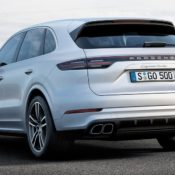 2018 Porsche Cayenne Turbo 1 175x175 at 2018 Porsche Cayenne Turbo Unveiled with 550 PS