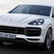 2018 Porsche Cayenne Turbo 2 175x175 at 2018 Porsche Cayenne Turbo Unveiled with 550 PS