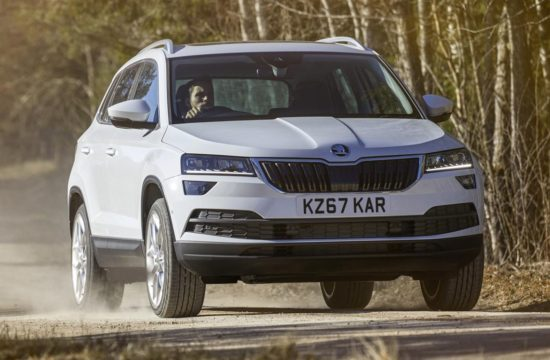 2018 Skoda Karoq UK 0 550x360 at 2018 Skoda Karoq UK Pricing and Specs Confirmed