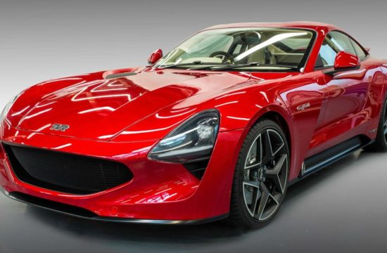 2018 tvr griffith top 550x360 at 2018 TVR Griffith Goes Official