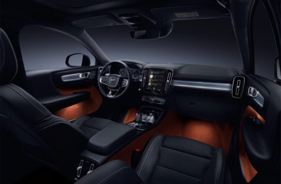 213042 New Volvo XC40 interior 550x360 at UK Spec Volvo XC40   Prices and Specs