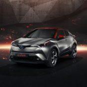 800 c hr hypowerconcept 3 4av 175x175 at Toyota C HR Hy Power Concept