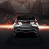 800 c hr hypowerconcept fullrear 175x175 at Toyota C HR Hy Power Concept