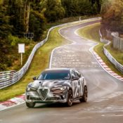 Alfa Romeo Stelvio QV Sets Nurburgring Record 1 175x175 at Alfa Romeo Stelvio QV Sets Nurburgring Record for Fastest SUV