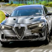 Alfa Romeo Stelvio QV Sets Nurburgring Record 2 175x175 at Alfa Romeo Stelvio QV Sets Nurburgring Record for Fastest SUV