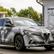 Alfa Romeo Stelvio QV Sets Nurburgring Record 4 175x175 at Alfa Romeo Stelvio QV Sets Nurburgring Record for Fastest SUV