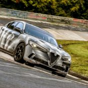 Alfa Romeo Stelvio QV Sets Nurburgring Record 5 175x175 at Alfa Romeo Stelvio QV Sets Nurburgring Record for Fastest SUV