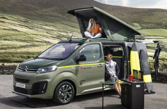 Citroen SpaceTourer Rip Curl 0 550x360 at Citroen SpaceTourer Rip Curl Concept   IAA 2017