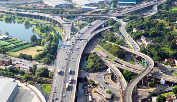 Gravelly Hill Interchange 600x347 at 9 Fascinating Road Junctions Across the World
