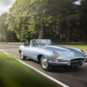 Jaguar E Type Zero 1 175x175 at Jaguar E Type Zero Is the Ultimate Restomod