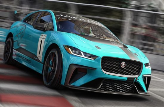 Jaguar I Pace eTrophy 0 550x360 at Jaguar I Pace eTrophy Gets Its Own Racing Series