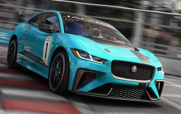 Jaguar I Pace eTrophy 0 600x378 at Jaguar I Pace eTrophy Gets Its Own Racing Series