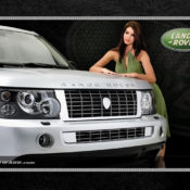 Land Rover 1280x1024 Girl 175x175 at Car Brands HD Wallpapers   by Motorward