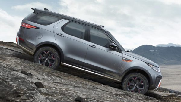 Land Rover Discovery SVX 0 600x339 at Land Rover Discovery SVX Revealed with 525 hp